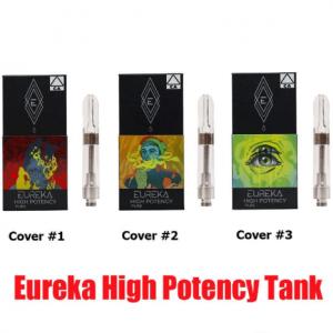 eureka empty vape cartridges with carts packaging vape pen