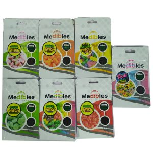 medibles bags Medibles edible packaging MYLAR Cover Labels STRAIN LABELS Zip Lock Bags Aluminum Foil Bags Printed Mylar Bags