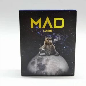 Mad labs carts with packaging mad labs carts